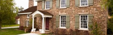 Fieldstone - Flagstone - Southern Architecture